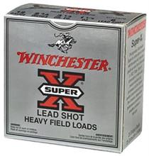 "Winchester Super-X Heavy Game 12 Ga, 2.75"", 1.1oz, 8 Shot, 25rd/Box"
