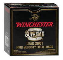 Winchester Double X High Velocity Buckshot Copper Plated Buffered, 12 Gauge, 2.75 Inch, 1450 FPS, 9 Pellets, 00 Buck, 5rd/Box