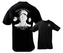 Glock Short Sleeve Ermey Gunny T-Shirt Black XX-Large Cotton
