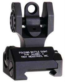 Troy BattleSight Rear Folding, Black