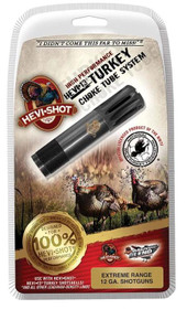 HEVI-Shot Choke Tube Turkey 12 Ga Extreme Range, OptimaHP Beretta A400, Black
