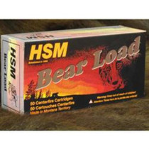 HSM Bear Load, .44 Rem Mag, 305 Gr, 50rd Box