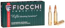 Fiocchi .243 Win, 80 Gr, TSX, 20rd Box