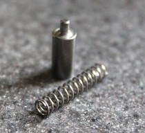 V7 Weapon Systems Titanium Buffer Retainer & Spring
