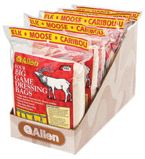 Allen Economy Big Game Quarter Bags 4-Pack
