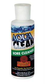 Shooter's Choice Aqua Clean Bore Cleaner Water-Based 4 Ounce Squeeze Bottle