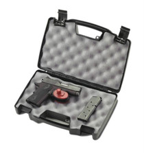 Plano Pro-Max PillarLock Single Handgun Case Plastic Contoured