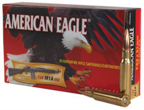 Federal American Eagle 7.62x51mm NATO 168 Grain Open Tip Match 20rd Box