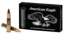 Federal American Eagle Suppressor .300 AAC Blackout 220gr, Open Tip Match, Subsonic, 20rd Box
