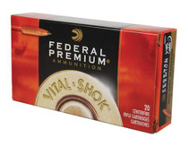 Federal Vital-Shok 300 Win Mag 180 Grain Trophy Copper