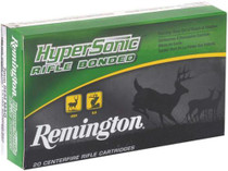 Remington HyperSonic .30-06 Springfield 180gr, PSP Bonded Core-Lokt Ultra 20rd Box
