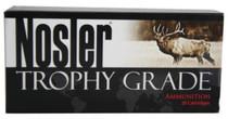 Nosler Trophy Grade .270 Winchester Short Magnum 130 Grain E-Tip, 20rd/Box