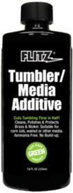 Flitz Tumbler Media Additive 7.6 oz, 1 Bottle