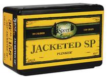 Speer Handgun 38 Caliber .357 158gr, Jacketed Soft Point 100 Box