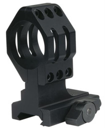 Weaver Mounts 30MM Mount For AimPoint Micro Style Matte Black