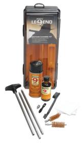 Hoppe's Legend Cleaning Kit in Reusable Box For Shotguns