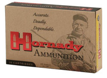Hornady InterLock Ammo .30-06 Springfield 165 Gr, Boat Tail Soft Point, 20/Box