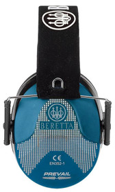 Beretta Hearing Protection Standard Earmuff 25 dB Blue