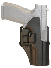 Blackhawk SERPA CQC Holster Smith & Wesson M&P Shield Matte Black Left Hand