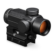 Vortex Spitfire Prism Scope 1x-AR Dual Ring Tactical Retical