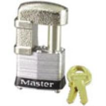 Master Lock 37D Armored Trailer Lock Silver