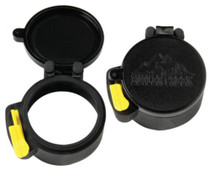 Butler Creek Objective and Eye Flip Open Scope Cover 10-11