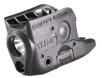 Streamlight TLR-6 Gun Mounted Tactial LED Light and Red Aiming Laser Glock 42
