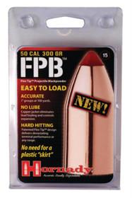 Hornady Flex Point Blackpowder .50 Caliber 300 Gr, 15/Pack