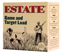 "Estate Dove Lead 12 Ga, 2.75"", 1-1/8oz, 7.5 Shot, 250rd/Case"