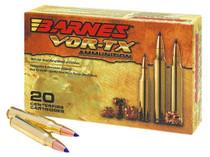 Barnes VOR-TX 500 Nitro Express Round Nose Banded Solid 570gr, 20rd Box