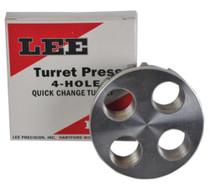 Lee 4-Hole Extra Turret 1 Multi-Caliber 4-Hole