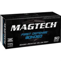 Magtech First Defense .40 S&W, 180 Gr, JHP, 50rd/Box