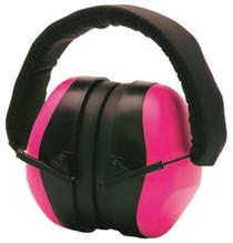 Pyramex VentureGear PM8010 Ear Muffs NRR 26db Pink Clampacked