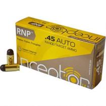 Polycase Inceptor Sport Utility 45 ACP, 135 Gr, Cu/P RNP Bullet, 50rd/Box