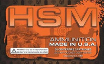 HSM 10mm 200gr, Full Metal Jacket 50rd Box