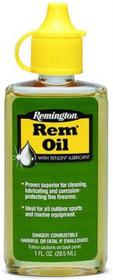 Remington Rem Oil Lubricant Bottle 1oz