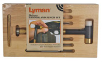 Lyman Deluxe Hammer and Punch Kit