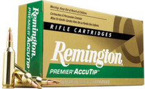 Remington .17 Remington Fireball 20 Grain AccuTip Varmint 20rd/Box
