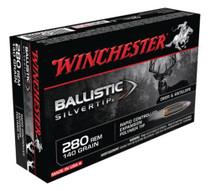 Winchester Supreme 280 Rem Ballistic Silvertip 140gr, 20Box/10Case