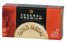 Federal Premium 22LR, Solid, 40gr, 50rd/Box