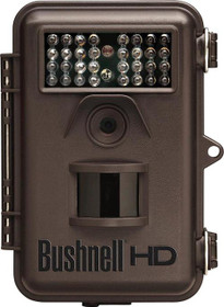 Bushnell Trophy Cam, 10MP, Essential HD BRN Loglo