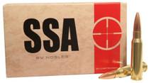 Nosler SSA .308 Win, 175 Gr, Hpbt, 20rd/Box