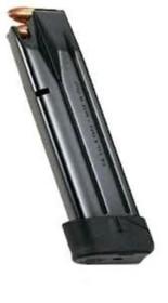 Beretta PX4 Mag 9mm, 20rd Steel Black