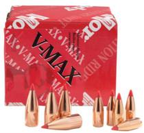 Hornady Varmint Bullets .224 Diameter 55gr, Hornet V-Max With Cannelure