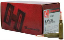 Hornady Varmint Express 5.45x39mm 60 Grain V-Max Steel