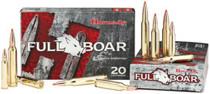 Hornady Full Boar Ammunition .270 Winchester 130gr, GMX