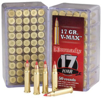 Hornady 17 HMR Jacketed Hollow Point 20gr, 50rd/Box, 40 Boxes/Case