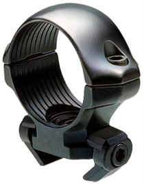 Millett Angle-Loc Ruger 77, Super Redhawk Medium 30mm Diameter Gloss Black