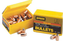 Speer Handgun Bullets .38 Caliber .357 158 Gr, Deep Curl, Hollow Point 100/Box