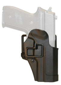 Blackhawk CQC Serpa Holster, HK USP Compact, Black, Right Handed
